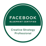 Facebook Blueprint Certified - Creative Strategy Professional